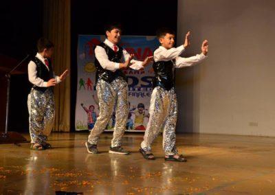 Micheal Dance performance