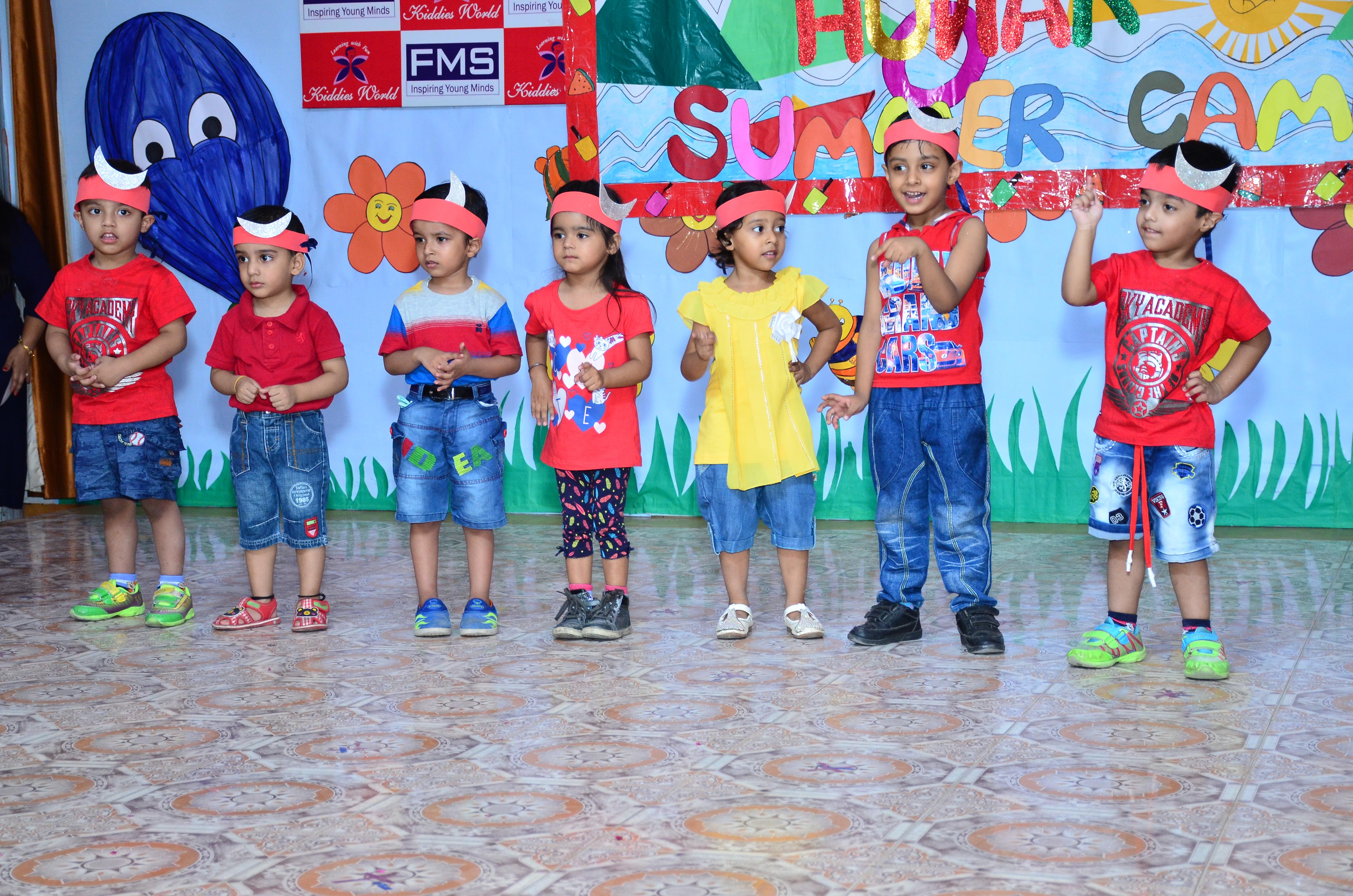 Hunar- Summer Camp