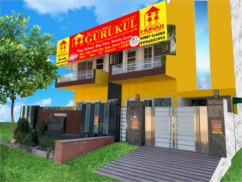 gurukul preschool in karnal