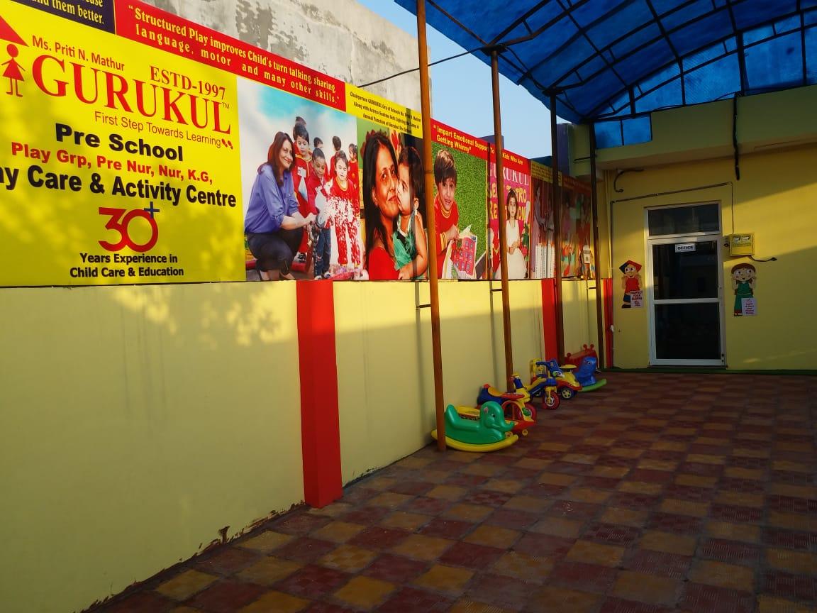 Gurukul Noida Sector 116 infrastructure
