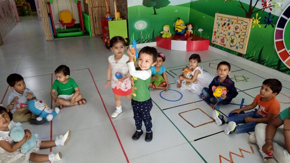 Why good infrastructure is important for a Preschool ?
