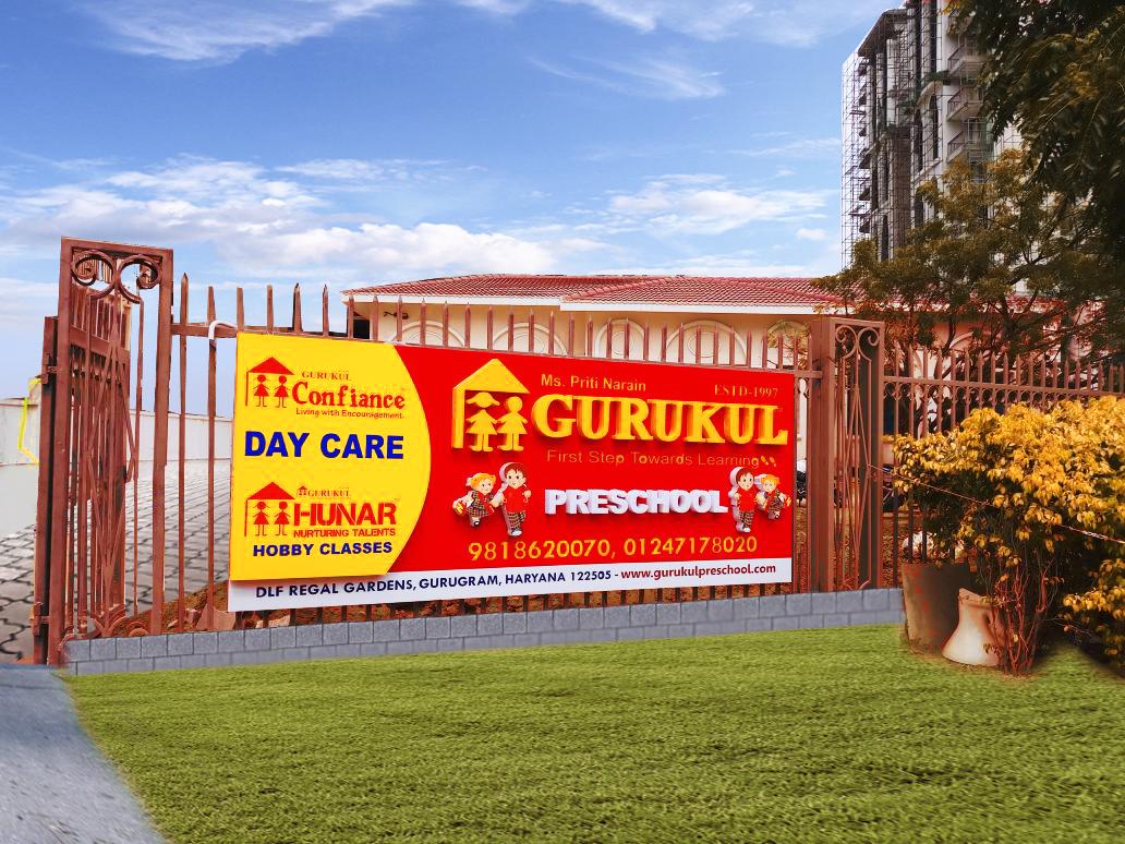 Gurgaon branch- Gurukul