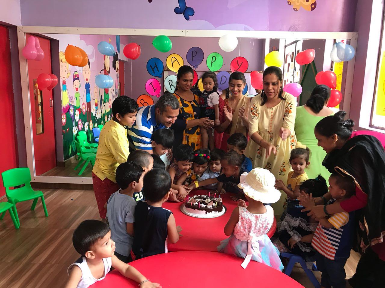 Gurukul DLF- Birthday Celebration